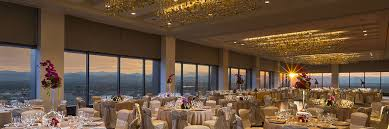 wedding reception venues denver wedding venues in downtown denver grand hyatt denver