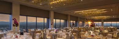 wedding reception venues denver co wedding venues in downtown denver grand hyatt denver