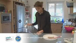 conservation plat cuisiné comment conserver ses plats plus longtemps minutefacile com