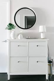 White Shoe Storage Cabinet Best 25 Ikea Shoe Cabinet Ideas On Pinterest Ikea Shoe Bench