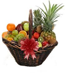 fruit basket delivery fruit basket gifts from myfastbasket fresh fruit wine and