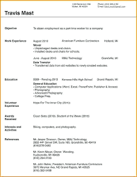 Resume Template Microsoft Word Mac by Sle Resume Microsoft Word Resume Template For Ms Word