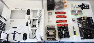 how to build your own computer part two putting it together