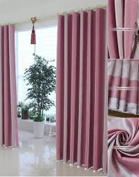 Silver And Blue Curtains Pink And White Striped Curtains Give Your Causal Life
