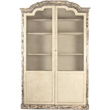 Farmhouse Armoire Magasin Farmhouse Armoire Whitewashed Finish