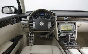 2007 volkswagen phaeton specs and photos strongauto