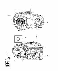 transfer case assembly u0026 identification for 2010 jeep grand cherokee