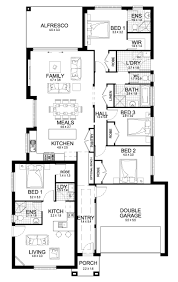 dual living floor plans new home builders newport dual 24 dual living storey home designs