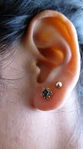 ear piercing earrings ear piercing care infection healing jewelry price types