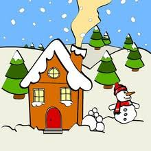 village drawing kids coloring pages reading u0026 learning