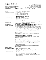 pilot resume template pilot resume airlines pilot resume are really great