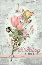 58 best happy birthday flowers images on pinterest cards
