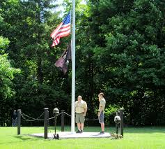 Eagle Scout Flag Eagle Scout Project Dedicated On Memorial Day Westside News
