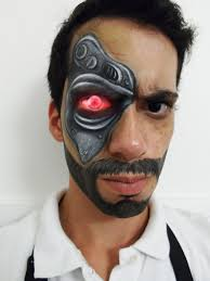 94 best scary halloween face paint images on pinterest best 25