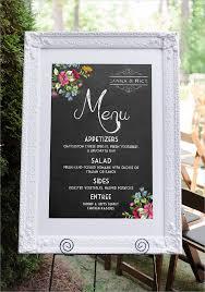 28 menu board templates u2013 free sample example format download