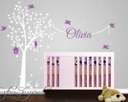 nursery wall decals white tree gallery of art tree wall decals for