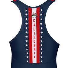 American Flag Corset Ca Usa 2018 Team Singlets Singlets Wrestlingmart Free Shipping