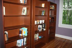 Wooden Bookshelf Pictures by Book Shelves Crafthubs How To Build Wooden Bookshelves Steps With