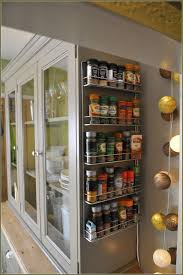 decorating licious spice racks for cabinets kitchen storage slide