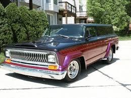 jeep grand wagoneer custom sell new 1964 jeep wagoneer custom rod l98 corvette in ballwin