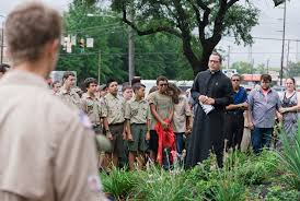 Jobs 08081 by Scouts Others Gather In Ceremony To Honor Third Victim In Sailing