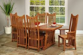 mission style dining room furniture mission furniture countryside amish furniture