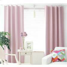 Simple Curtains For Living Room Pretentious Short Bedroom Curtains Romantic Home Butterfly Flower