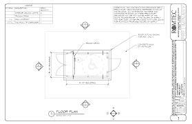 Ada Floor Plans by The Sidewalk Restroom U2013 Romtec Inc
