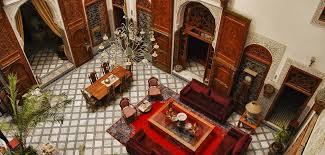 chambre d hote maroc riad damia hotel de charme maison d hôtes riad à fès maroc