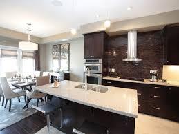 Open Kitchen Design Contemporary Kitchen Design And Dining Room Modern Open Kitchen
