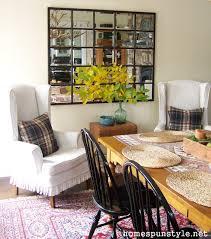fall decorating u2013 the dining room u2013 home spun style