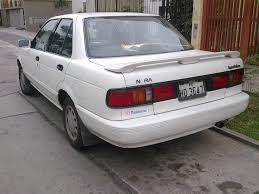 1994 nissan sentra information and photos momentcar