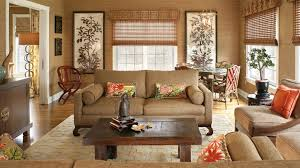 relaxing living room decorating ideas 15 relaxing brown and