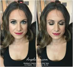 makeup artist in los angeles ca los angeles makeup artist and hair stylist angela tam