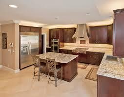 white diamond granite kitchen traditional with alaska white