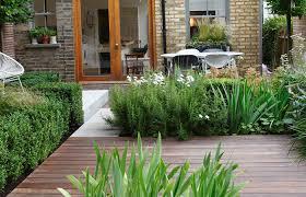 Garden Ideas For Small Garden Terraced House Garden Ideas Tiered Bed On A Budget Modern Plans