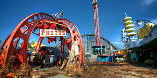 we visit the abandoned six flags in new orleans huffpost