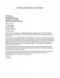 dental front office cover letter medical assistant externship cover letter docoments ojazlink