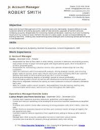 Account Manager Resume Sample by Manager Resume Samples Examples And Tips