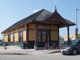 Aurora GO Station