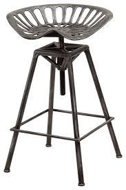 Steampunk Bar Stools Charlie Bar Stool Industrial Bar Stools And Counter Stools