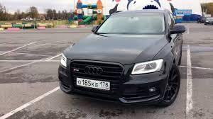Audi Q5 Black Rims - audi q5 black youtube