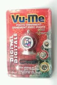 vu me digital photo ornament shake to view up to 70 photos 1 44