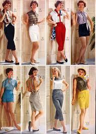 1950s shorts vintage retro shorts history 1950s shorts and
