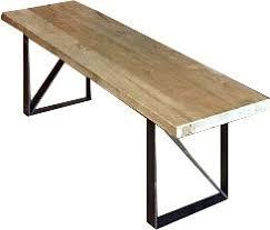 katigi designs reclaimed wood iron dining bench u0026 reviews