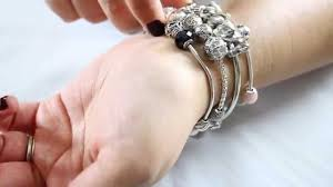 pandora bracelet with beads images Thomas sabo karma beads vs pandora essence comparison jpg