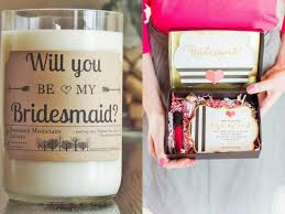 ideas for asking bridesmaids to be in your wedding 23 creative ways to ask will you be my bridesmaid weddceremony