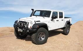 truck jeeps aev s jeep truck conquers moab pickuptrucks com