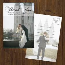 wedding photo thank you cards hadley designs thank you cards