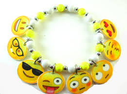 jewelry party favors emoji charm bracelet emoji jewelry emoji party favors emoji